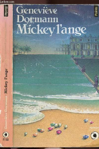 MICKEY L'ANGE - COLLECTION POINTS N°R188