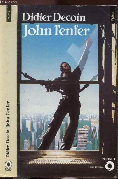 JOHN L'ENFER - COLLECTION POINTS N°R202