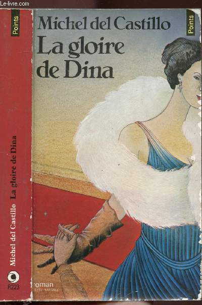 LA GLOIRE DE DINA - COLLECTION POINTS N°R223