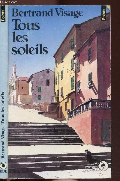 TOUS LES SOLEILS - COLLECTION POINTS N°R228