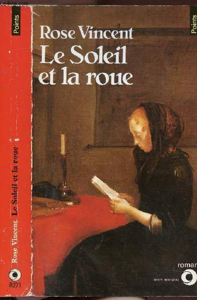 LE SOLEIL ET LA ROUE - COLLECTION POINTS N°R271