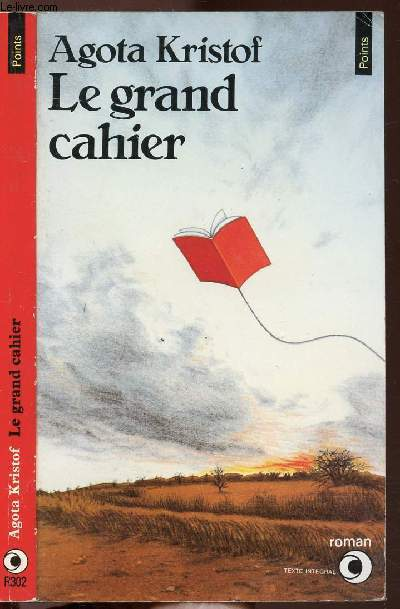 LE GRAND CAHIER - COLLECTION POINTS N°R302