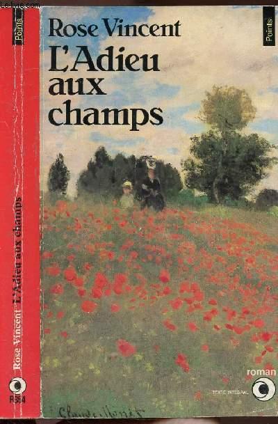 L'ADIEU AUX CHAMPS - COLLECTION POINTS N°R354
