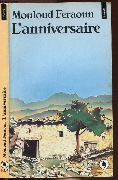L'ANNIVERSAIRE - COLLECTION POINTS N°R357