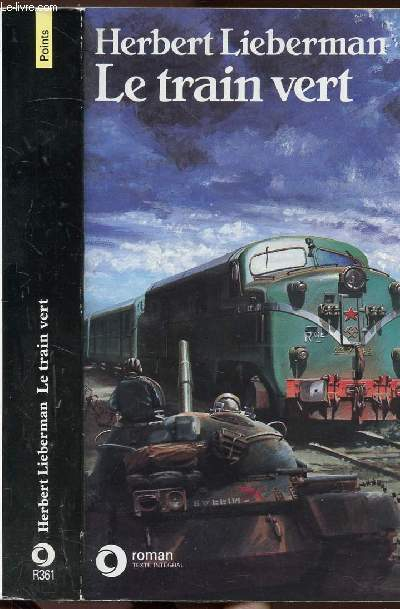LE TRAIN VERT - COLLECTION POINTS N°R361