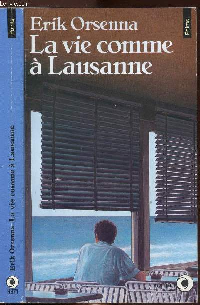 LA VIE COMME A LAUSANNE - COLLECTION POINTS N°R371