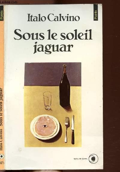 SOUS LE SOLEIL JAGUAR - COLLECTION POINTS N°R471