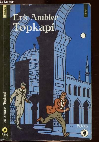 TOPKAPI - LA NUIT D'ISTANBUL - COLLECTION POINTS N°R540