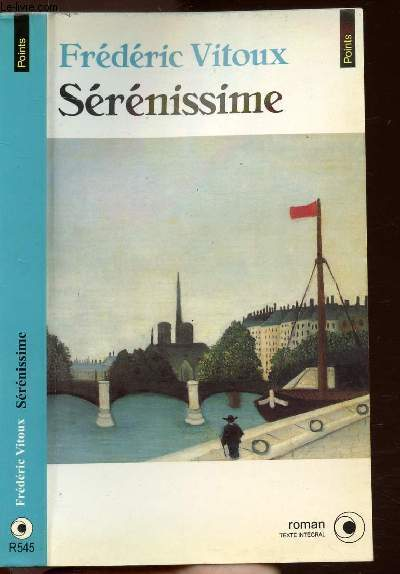 SERENISSIME - COLLECTION POINTS N°R545
