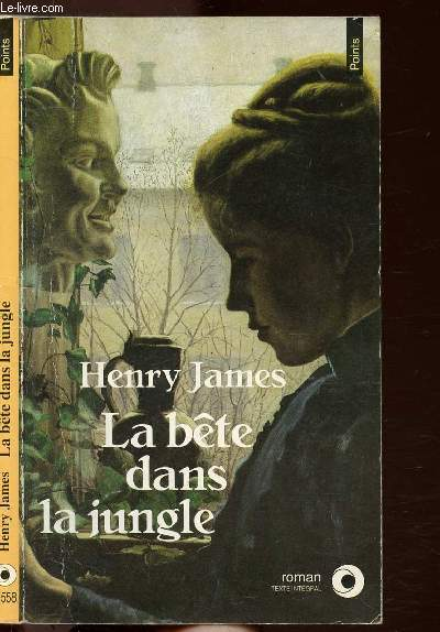 LA BETE DANS LA JUNGLE - COLLECTION POINTS N°R558