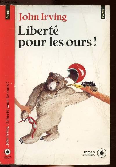 LIBERTE POUR LES OURS ! - COLLECTION POINTS N°R587