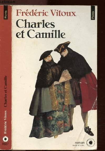 CHARLES ET CAMILLE - COLLECTION POINTS N°R667