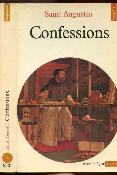 CONFESSIONS - COLLECTION POINTS SAGESSE N°Sa31