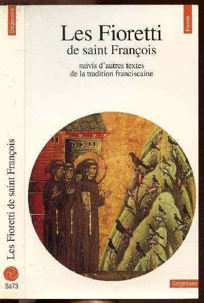 LES FIORETTI DE SAINT FRANCOIS - COLLECTION POINTS SAGESSE N°Sa73