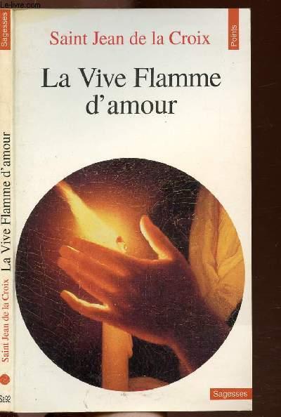 LA VIVE FLAMME D'AMOUR - COLLECTION POINTS SAGESSE N°Sa92