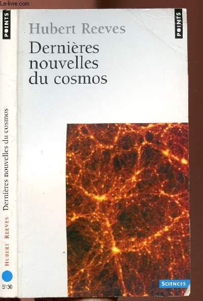 DERNIERES NOUVELLES DU COSMOS - COLLECTION POINTS SCIENCES N°S130