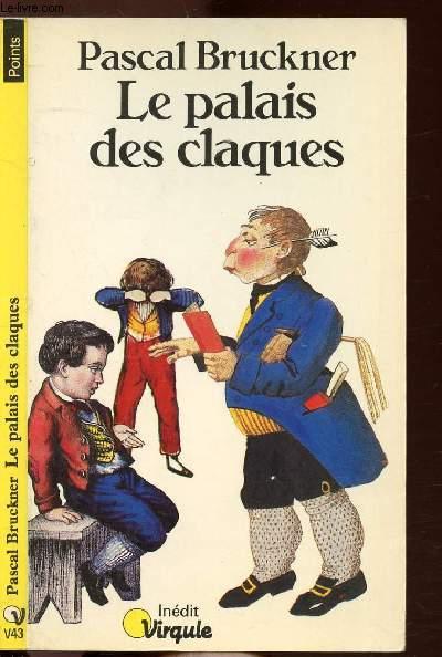 LE PALAIS DES CLAQUES - COLLECTION POINTS VIRGULE N°V43