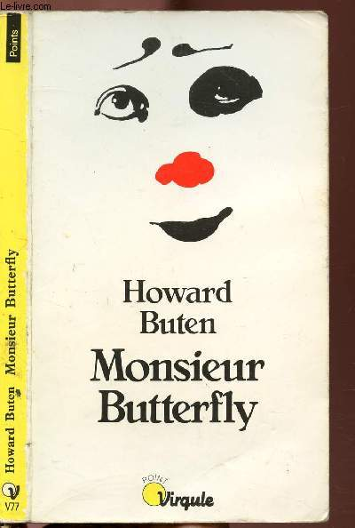 MONSIEUR BUTTERFLY - COLLECTION POINTS VIRGULE N°V77
