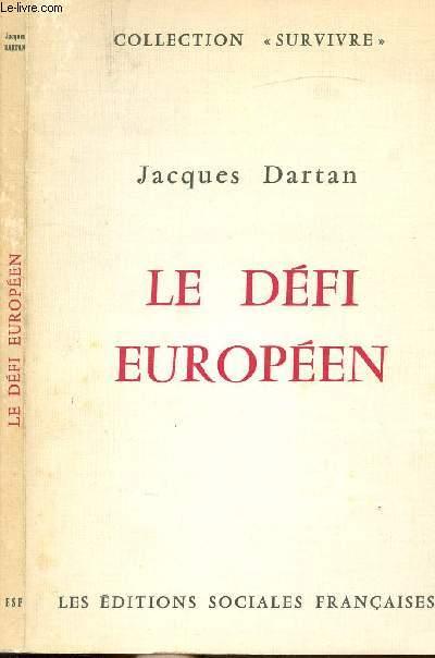 LE DEFI EUROPEEN - COLLECTION