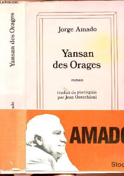 YANSAN DES ORAGES - UNE HISTOIRE DE SORCELLERIE