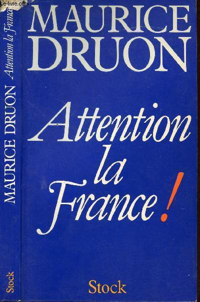 ATTENTION LA FRANCE !