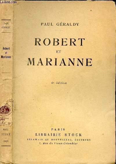 ROBERT ET MARIANNE