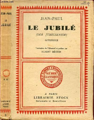 LE JUBILE