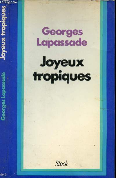 JOYEUX TROPIQUES