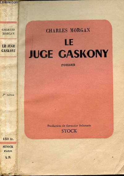 LE JUGE GASKONY