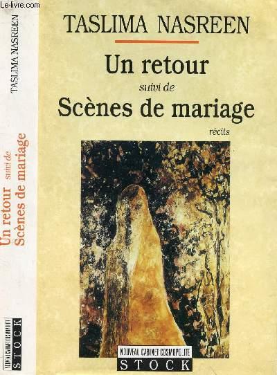 U RETOUR SUIVI DE SCENES DE MARIAGE