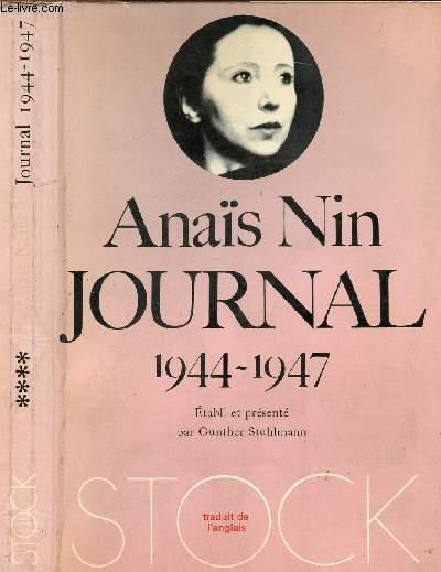 JOURNAL 1944 - 1947