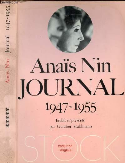 JOURNAL 1947 - 1955