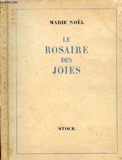 LE ROSAIRE DES JOIES