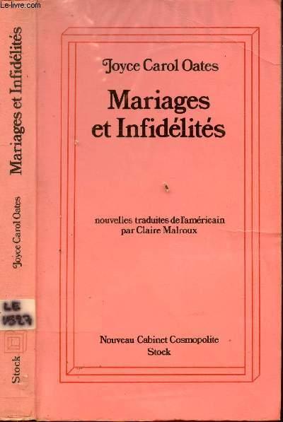 MARIAGES ET INFIDELITES