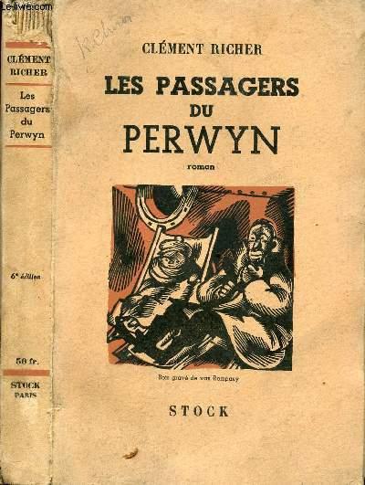 LES PASSAGERS DU PERWYN