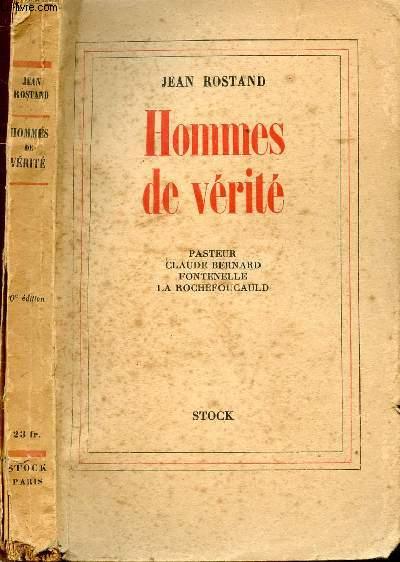 HOMME DE VERITE