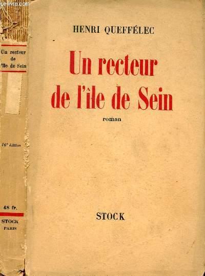 UN RECTEUR DE L'ILE DE SEIN