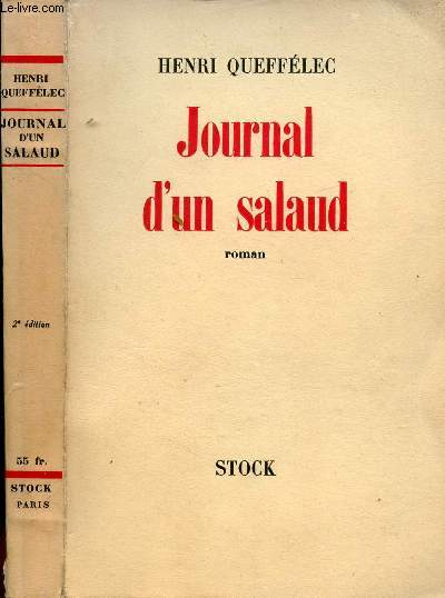 JOURNAL D'UN SALAUD
