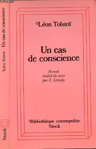 UN CAS DE CONSCIENCE