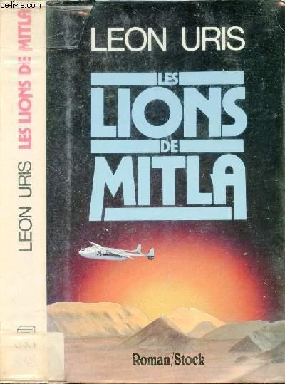 LES LIONS DE MITLA