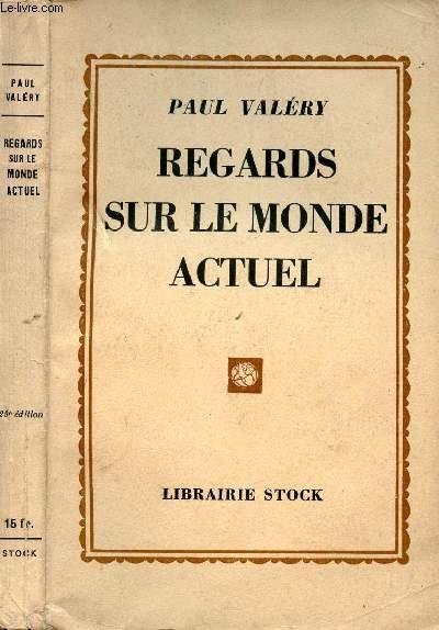 REGARDS SUR LE MONDE ACTUEL