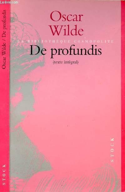 DES PROFUNDIS
