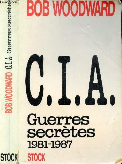 CIA GUERRES SECRETES