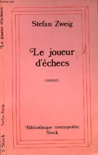 LE JOUEUR D'ECHEC