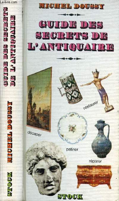 GUIDE DES SECRETS DE L'ANTIQUAIRE