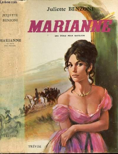 MARIANNE UNE ETOILE POUR NAPOLEON