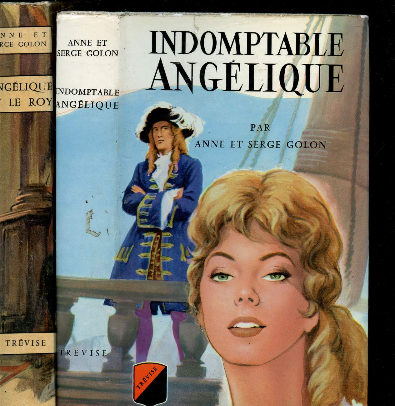 LOT 11 LIVRES : LA VICTOIRE D'ANGELIQUE, ANGELIQUE LE ROUTE DE L'ESPOIR, ANGELIQUE A QUEBEC, ANGELIQUE ET LE COMPLOT DES OMBRES, ANGELIQUE ET LE ROY, INDOMPTABLE ANGELIQUE, ANGELIQUE SE REVOLTE, ANGELIQUE ET SON AMOUR, ANGELIQUE ET LE NOUVEAU MONDE...