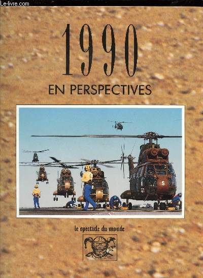 1990 EN PERSPECTIVE - 1989 EN PERSPECTIVE