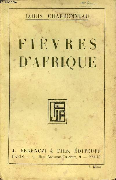 FIEVRES D'AFRIQUE