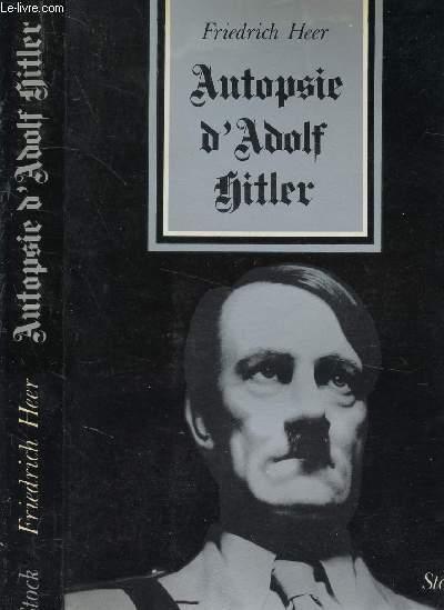 AUTOPSIE D ADOLF HITLER